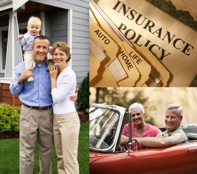 Insurance Policies - Auto, Life, Medical, Home, Disability, and More!