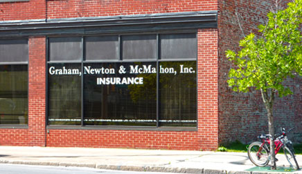 Graham, Newton & McMahon, Inc. office